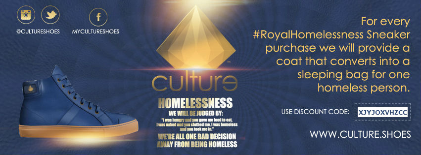 Culture 3 - Royal Homelessness