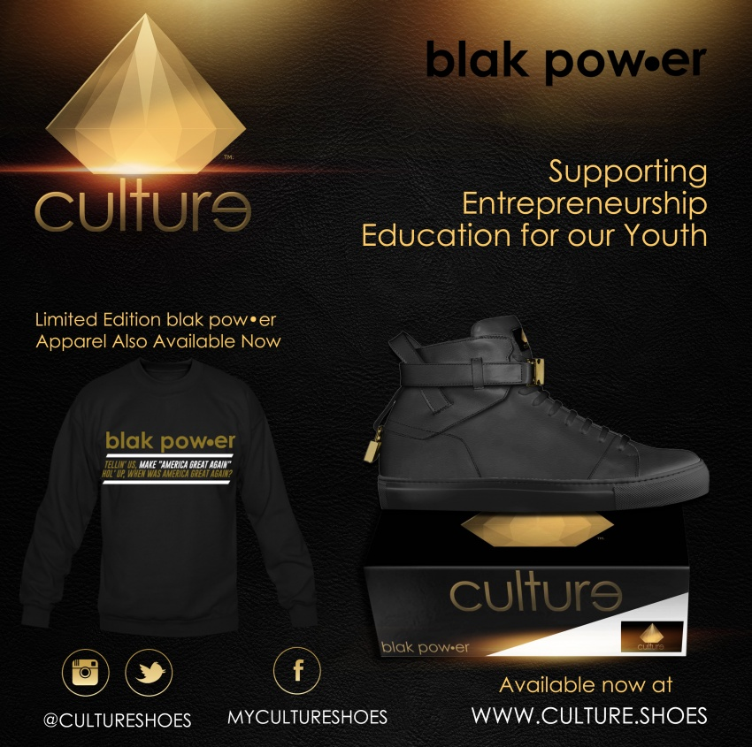 Culture 4: blak pow·er Edition is Available NOW!