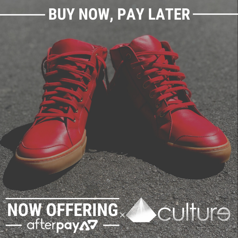 Afterpay | Culture Shoes